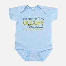Occupy Savannah Infant Bodysuit