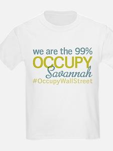 Occupy Savannah T-Shirt