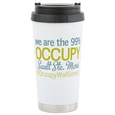 Occupy Sault Ste. Marie Travel Mug