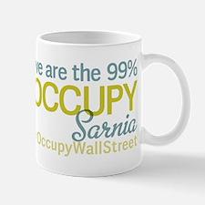 Occupy Sarnia Small Small Mug