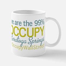 Occupy Saratoga Springs Mug