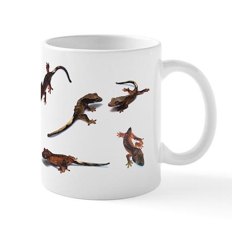 Crested Gecko Mug