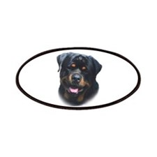 General -Rottweiler Head ( Ma Patches