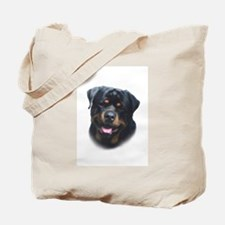 A Special Rottweiler Tote Bag