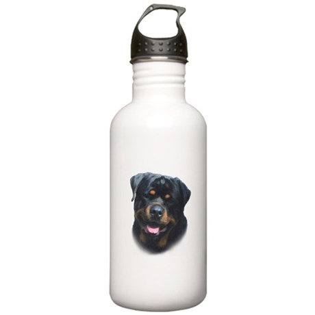 A Special Rottweiler Stainless Water Bottle 1.0L