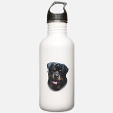 A Special Rottweiler Water Bottle