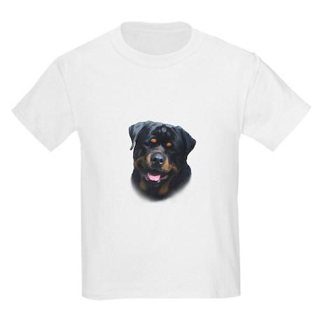 A Special Rottweiler Kids Light T-Shirt