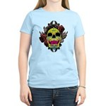 Sugar Skull Women's Light T-Shirt