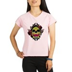 Sugar Skull Performance Dry T-Shirt