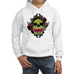 Sugar Skull Hooded Sweatshirt