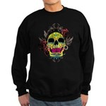 Sugar Skull Sweatshirt (dark)