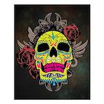 Sugar Skull Small Poster