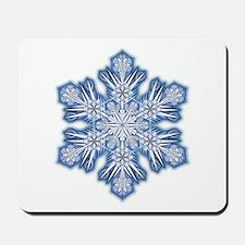 Snowflake 6 Mousepad