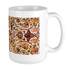 Persian carpet 1 Mug