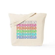 Preggers! Tote Bag