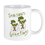 Snowmen Holiday Mug