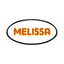 Melissa in Movie Lights Patches