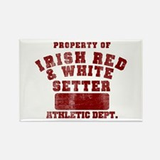 IRWS Athletic Dept Rectangle Magnet (10 pack)