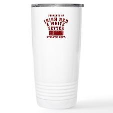 IRWS Athletic Dept Travel Coffee Mug