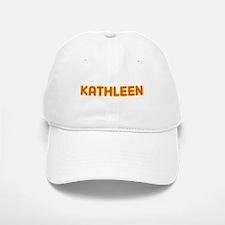 Kathleen in Movie Lights Baseball Baseball Cap