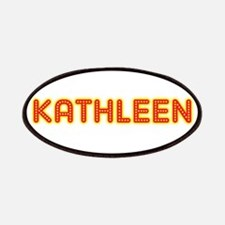 Kathleen in Movie Lights Patches