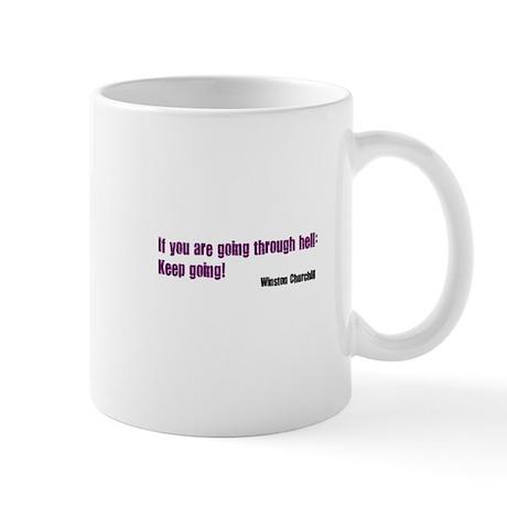 GoingThroughHell Mugs