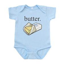 butter. Infant Bodysuit