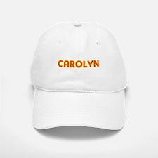 Carolyn in Movie Lights Baseball Baseball Cap