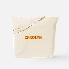 Carolyn in Movie Lights Tote Bag