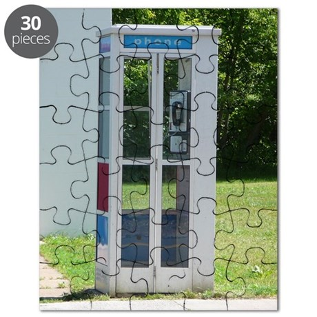 Phone Booth Puzzle