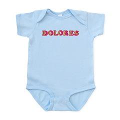 Dolores Infant Bodysuit