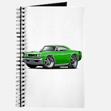 1969 Super Bee Green Car Journal