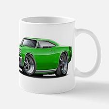 1969 Super Bee Green Car Mug