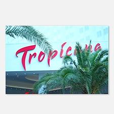 Las Vegas Tropicana Hotel Postcards (Package of 8)