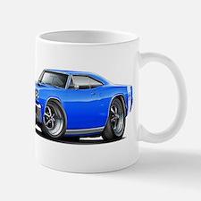 1969 Super Bee Blue Car Mug