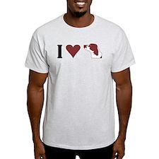 I Heart IRWS T-Shirt