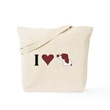 I Heart IRWS Tote Bag