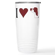 I Heart IRWS Travel Coffee Mug