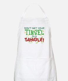 TINSEL IN A TANGLE Apron