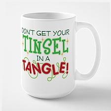 TINSEL IN A TANGLE Mug