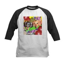 Party Animals Dachshunds Dogs Tee
