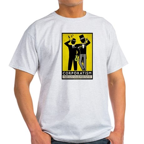 Corporatism Light T-Shirt