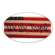 WE THE PEOPLE III Decal