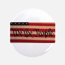 """WE THE PEOPLE III 3.5"""" Button"""