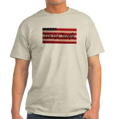 WE THE PEOPLE III Light T-Shirt