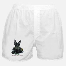 Working Scottie Boxer Shorts