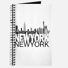 New York Skyline Journal