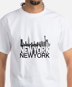 New York Skyline Shirt