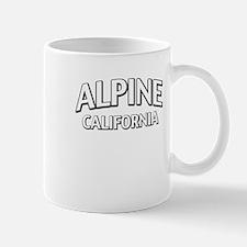 Alpine California Mug