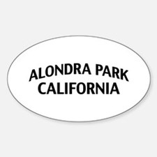 Alondra Park California Decal